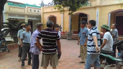 Trụ trì chùa ở Hải Dương trộm chuông 100 tuổi đi bán