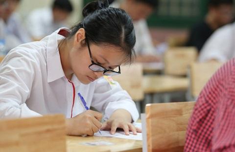 Ngày 7/7, thí sinh thi THPT quốc gia biết kết quả thi