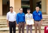 Nghệ An: Tuyên dương học sinh dũng cảm cứu người giữa dòng nước lũ