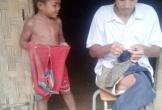 Nghệ An: Thầy vá quần áo cho trò
