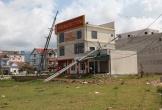 Hàng loạt cột điện gãy, đổ tại Hà Tĩnh: Thi công sai thiết kế?