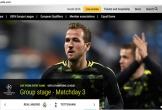 Làm thế nào để xem Champions League trên trang của UEFA