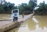 Hà Tĩnh: Đánh cược tính mạng trên cầu dân sinh