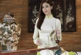 Hoa hậu Mỹ Linh: 'Tôi đặt mục tiêu vào Top 5 Miss World'