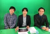 Công Vinh vời HLV Miura