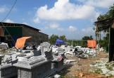 Hà Tĩnh: Khốn khổ vì cơ sở sản xuất đá mỹ nghệ trong khu dân cư