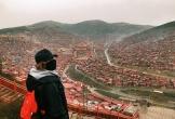 Cô gái Việt kể lại giây phút rợn người khi chứng kiến tục thiên táng của người Tạng