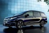 Honda Odyssey phiên bản mới giá 2 tỷ tại Việt Nam