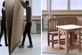 10 mẫu bàn ghế nhà nhỏ cỡ nào cũng vừa