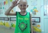 Hà Tĩnh: Cha mẹ nghèo khốn cùng xin cứu con trai mắc bệnh ung thư thận