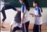 Đình chỉ học 6 nữ sinh đánh hội đồng, lột áo bạn ngay tại lớp