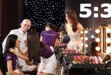 Hoàng Thùy, Mâu Thủy trẻ trung với phong cách funk tại Hoa hậu Hoàn vũ