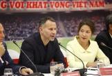 Ryan Giggs tuyên bố giúp Việt Nam dự World Cup 2030