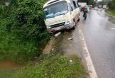 Truy tìm chiếc xe đầu kéo gây tai nạn rồi bỏ chạy