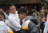 Golden City trao 1000 áo ấm cho học sinh vùng cao