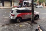 Hình ảnh chiếc ô tô khiến dân mạng xót xa