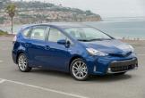 """Toyota Prius V bị """"khai tử"""" tại thị trường Mỹ"""