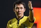 Trọng tài vừa bắt chính tại V-League bị bắt khẩn cấp ở Thái Lan