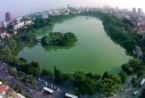 Hà Nội chi 29 tỷ đồng làm sạch nước Hồ Gươm