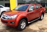 Xe bán tải Isuzu D-Max xả hàng ở Hà Nội, giá còn 485 triệu