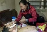 Hà Tĩnh: Đau đớn nhìn cháu thơ 3 tháng tuổi khát sữa vì cha gặp nạn thương tâm