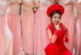 Cô dâu cùng bạn bè nhảy tưng bừng trên nền nhạc phim 'Cô Ba Sài Gòn'