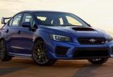 Subaru WRX STI ngừng sản xuất tại châu Âu từ năm 2018