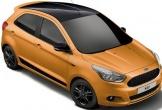 Ford Ka + Black Edition - xe đô thị cỡ nhỏ dành riêng cho Serbia
