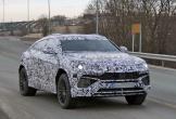 SUV Lamborghini Urus tăng tốc từ 0-100 km/h chỉ mất 3,3 giây