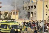 Đánh bom, xả súng ở nhà thờ Ai Cập, ít nhất 115 người chết