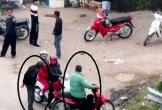 Bắt nhóm đối tượng trấn lột tiền của người đi nhầm vào đường ô tô