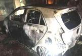Ôtô của nữ chủ quán karaoke bị đốt cháy trong đêm