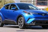 """Doanh số Toyota C-HR """"lép vế"""" trước Chevrolet Trax và Honda HR-V"""