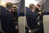 Bị phát hiện hút thuốc trên máy bay, một phụ nữ dọa giết toàn bộ hành khách
