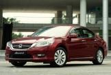 Honda Việt Nam triệu hồi Accord và Odyssey lỗi gương chiếu hậu