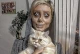 'Cô gái xác sống' giống Angelina Jolie thừa nhận lừa dối dân mạng