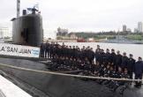 Ám ảnh khoảnh khắc cuối cùng của 44 thủy thủ tàu ngầm Argentina mất tích