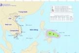 Xuất hiện áp thấp nhiệt đới gần biển Đông, khả năng mạnh thành bão
