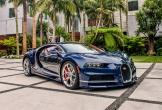 Triệu hồi siêu xe 3 triệu đô Bugatti Chiron do lỗi ghế lái