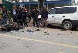 Phó Chủ tịch huyện kể lại vụ 3 người tử nạn khi va chạm xe biển xanh