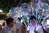 Trào lưu chơi bóng Galaxy của nhiều bạn trẻ Sài Gòn