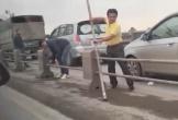 Xác minh, truy tìm tài xế tháo rào chuyển làn trước chốt CSGT để tránh bị xử lý