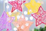 Tự tay làm những món đồ handmade trang trí Noel chỉ trong vòng