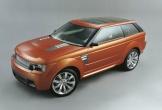 Land Rover cân nhắc làm SUV siêu sang 2 cửa