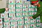Hà Tĩnh: Bắt giữ 200 két nước ngọt nhập lậu