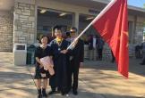 Kỳ thủ Lê Quang Liêm tốt nghiệp cùng lúc 2 bằng đại học Mỹ hạng xuất sắc