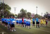 Liên quân báo chí Nghệ An vô địch giải bóng đá Thanh - Nghệ - Tĩnh