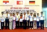 3 sinh viên Trường ĐH Hà Tĩnh nhận học bổng Hessen