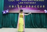 Tìm kiếm 'Ngôi sao Hoa ngữ' Trường Đại học Hà Tĩnh