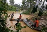 Hà Tĩnh: Mưa lớn, một người dân bị cuốn mất tích